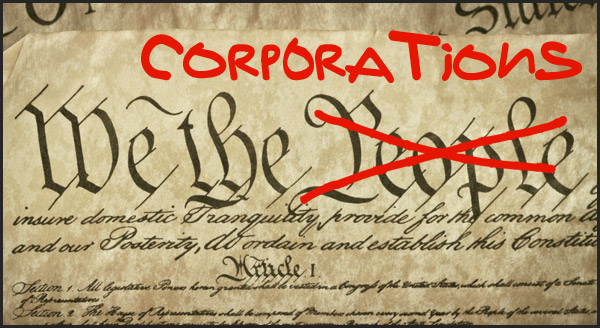 What is corporate personhood ?
