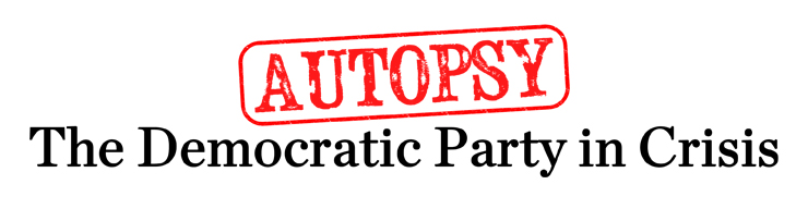 Democratic Autopsy logo